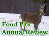 2012 Food Plot Annual Review and Ratings