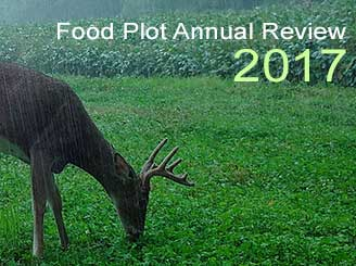 2017 Food Plot Report and Seed Review