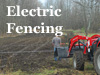 Protect Your Food Plots with an Electric Fence