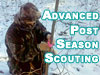 Post Season Winter Scouting
