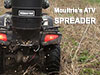 Review: Moultrie ATV Spreader