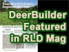 DeerBuilder Featured in Rural Lifestyle Magazine